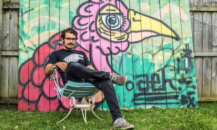 Artists announced for new Black Cat Alley murals