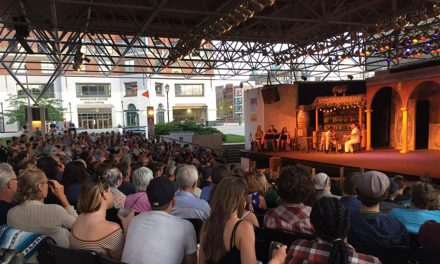 Shakespeare in the Park returns to downtown for summer production of King Lear
