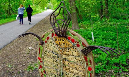 Beerline Trail awarded national arts grant to support further development