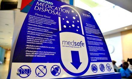 Disposal box program for medication helps fight opioid crisis while protecting Lake Michigan