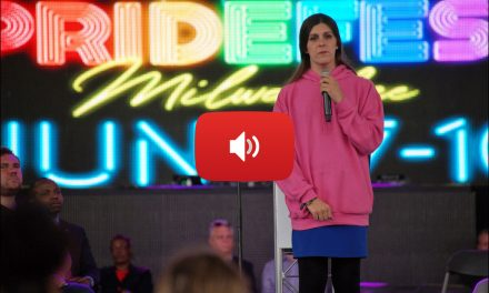 Danica Roem opens PrideFest with keynote about speaking truth to power