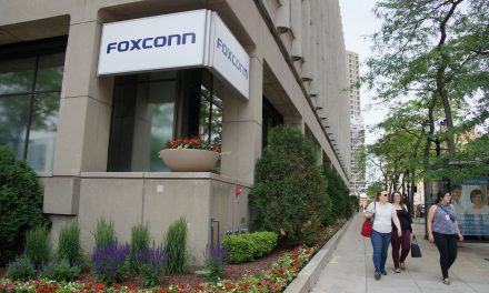 Wisconsin taxpayers on hook for 40% of risk with Foxconn plant