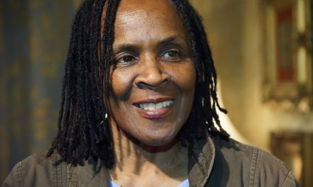Marcia Thomas reflects on three decades of USA for Africa