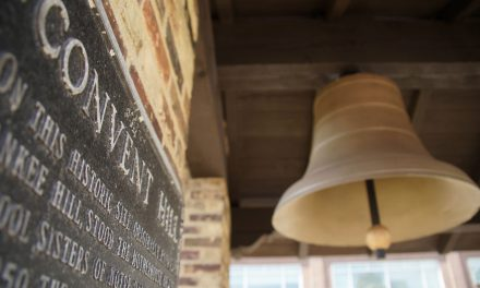 Restoration complete for historic 19th century bells at Convent Hill Gardens