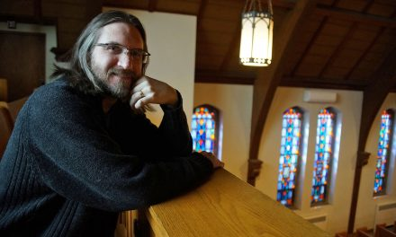 Kevan Penvose: Allowing faith to shape our lives more than the world does