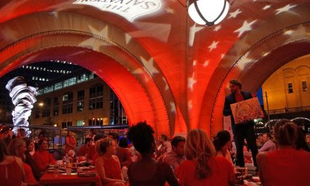 "Echelon MKE hosts ""Dinner in the Alley"" fundraiser for Salvation Army's homeless initiative"