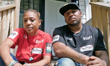 In Their Own Words: Vaun Mayes and Gab Taylor