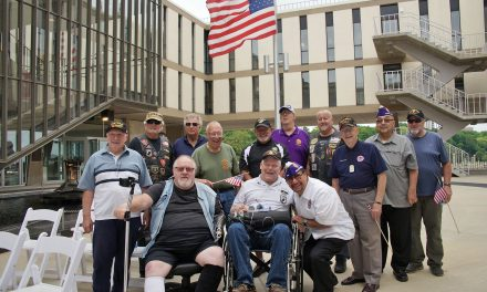 Milwaukee officially declared a Purple Heart City and County on medal's 236th anniversary