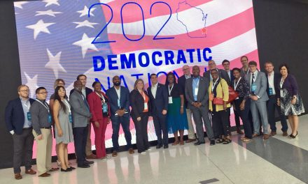 Search committee members evaluate Milwaukee for 2020 Democratic National Convention