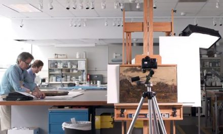 Conservation and research solves decades-old mystery about John Constable painting