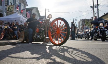Brady Street hosts a neighborhood experience for Harley-Davidson's 115th