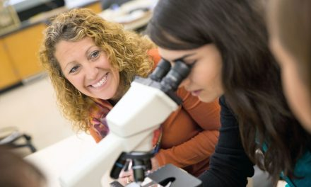 National Science Foundation grant to help low-income female students prepare for careers in STEM
