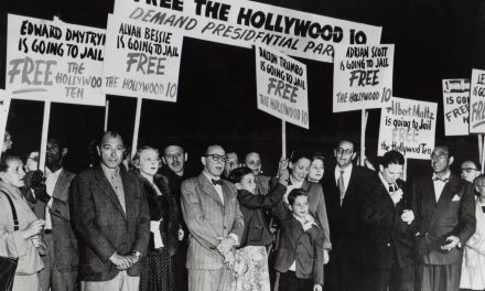 New exhibit to explore Hollywood's Red Scare era and the impact of Blacklisting on civil liberties