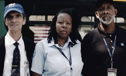 Miller Park bus route drivers highlighted in ad as Brewers make their playoff push