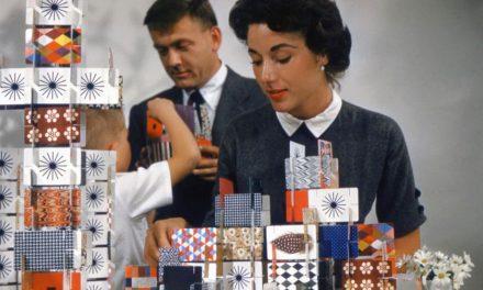 "Milwaukee art exhibit focused on postwar American design gets some ""Serious Play"""