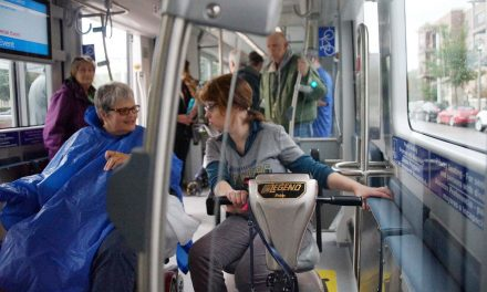 """Hop-able"" Open House showcases Streetcars's accessibility features"