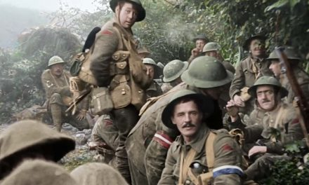 Restored trench warfare footage brings WWI memories back to life for centennial anniversary