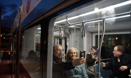 First weekend of Streetcar operations did not end Western Civilization