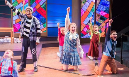 Worst kids in history make this year's First Stage show the best Christmas pageant ever