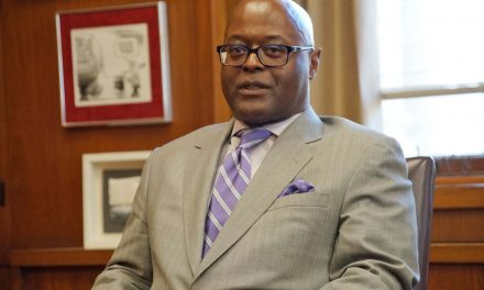 In rejecting past immigration policies, Earnell Lucas seeks to be sheriff of all people