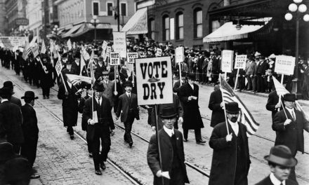 """Prohibition's """"unintended consequences"""" remain a political harbinger for today"""