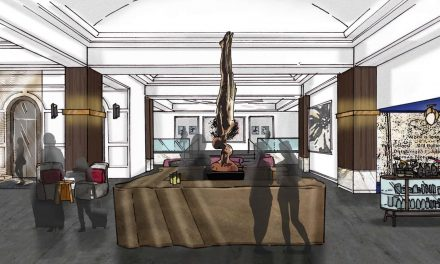 Saint Kate: Milwaukee's newest hotel could have more art than a cathedral