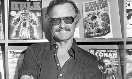 Stan Lee: The Titan of Marvel Comics and his 1968 column on Racism