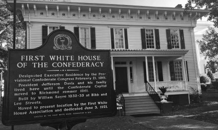 The promise of Reconstruction did not prevent a modern Confederate president