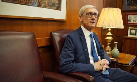 Governor-elect Tony Evers at City Hall: A strong Wisconsin means having a strong Milwaukee