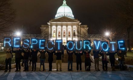 A Last Act of Desperation: Speed and secrecy used to change 400 sections of Wisconsin law