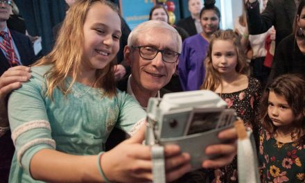 Inaugural festivities for Governor-elect Evers puts focus on children with Kids' Gala