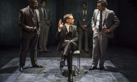 """Milwaukee's Ayad Akhtar delivers new play set in """"junk"""" bond era of the 1980s"""