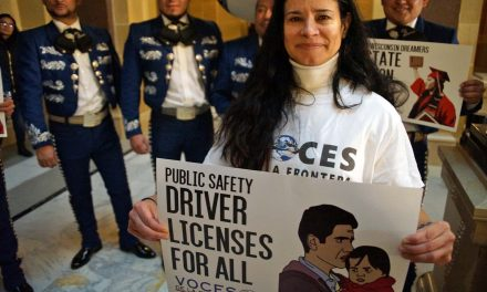 Immigrant families from across Wisconsin celebrate a new hope for inclusion and equity