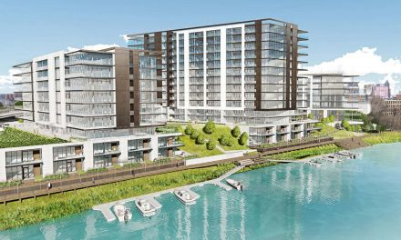 Development along riverfront planned for intersection of Brady and Water Streets