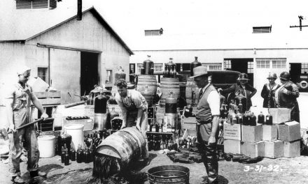 Modern cocktails originated from the stomach-turning bootleg liquor of the Prohibition-era