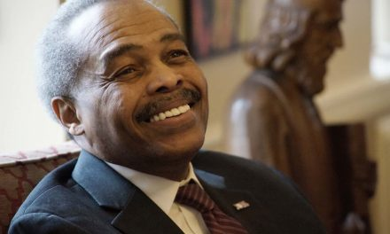 The Art of Healing: Ralph Hollmon keynotes start of African American Heritage Series