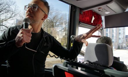 Dominic Inouye: Reflections on being a non-black Black History tour guide