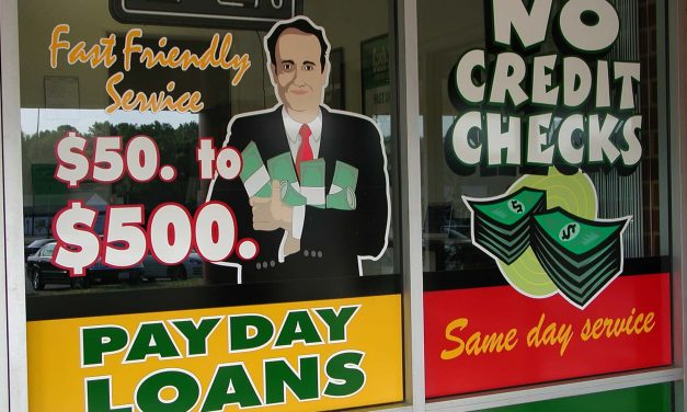 "Trump policy rewards ""loan sharks"" over vulnerable consumers in move to gut payday lender regulations"