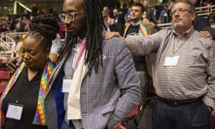 Empty Hearts, Closed Minds, Shut Doors: United Methodists face church split over LGBTQ ban