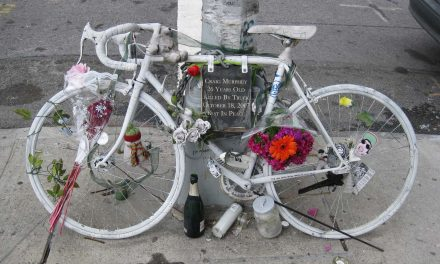 UN report on road safety finds cyclists and pedestrians account for half of fatal traffic injuries