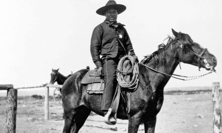 A whitewashed Wild West forgets that one-in-four cowboys was African American