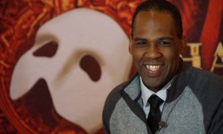 """""""The Phantom of the Opera"""" returns to Milwaukee with Quentin Oliver Lee as the man behind the mask"""