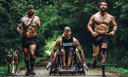 Oscar Mike: Noah Currier's mission to empower injured veterans inspires hope and healing