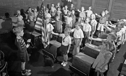Reggie Jackson: The Racial Implications of the Pledge of Allegiance