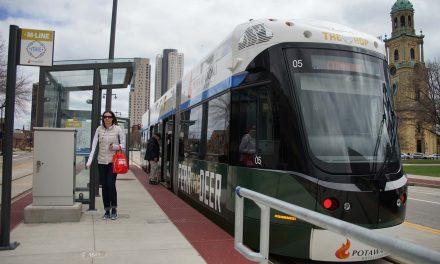 Riding the Milwaukee Streetcar will remain free through 2020
