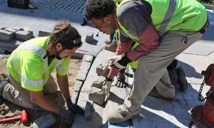 Lindsay Heights residents who face employment barriers find rewarding profession in landscaping