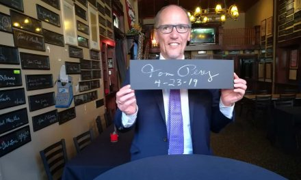 DNC Chair Tom Perez returns for convention planning with hope to inspire Midwest and beyond