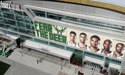 Fiserv Forum awarded LEED Silver Certification on Earth Day