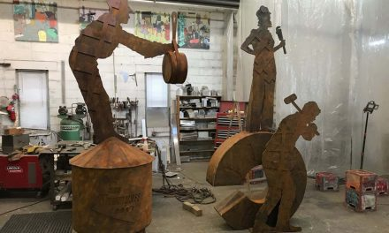 Sculptures of historical Milwaukee Road workers to unveil on Hank Aaron State Trail