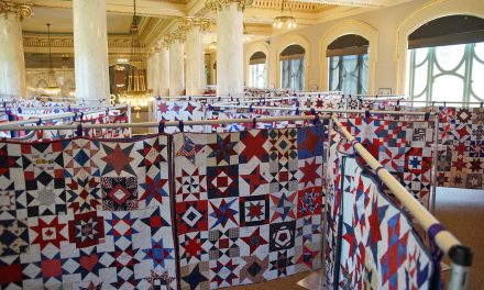 Threads of Remembrance: Milwaukee hosts touring exhibit of the 9/11 Memorial Quilts